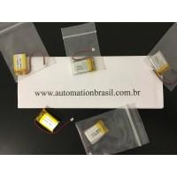 Baterias Para coletores de dados e gravadores.