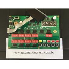 Copiador de cartões SLE4442/5542