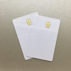 Cartão com chip SLE4442